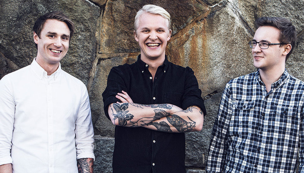 De tar tatuerarna till nätet - med draghjälp från Persbrandt