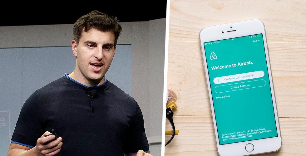Airbnbs intäkter översteg 1 miljard dollar i andra kvartalet