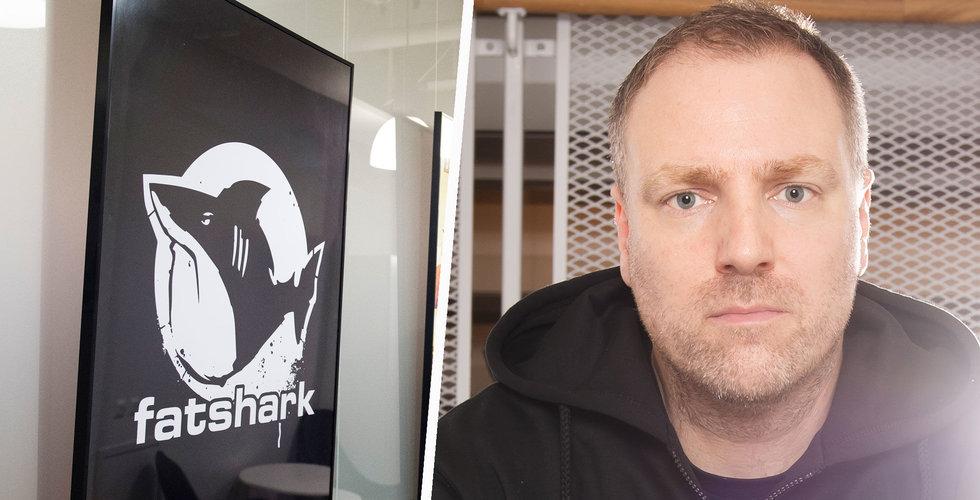 Tencent kopplar greppet om svenska spelutvecklaren – värderas till 2 miljarder kronor