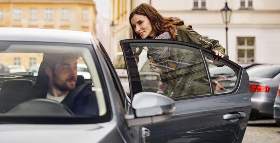 Softbank har tappat mångmiljarder på sin Uber-investering