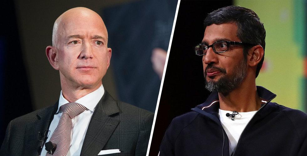 Googles drag för att skydda sig från Amazon – shoppinglänkar på Youtube