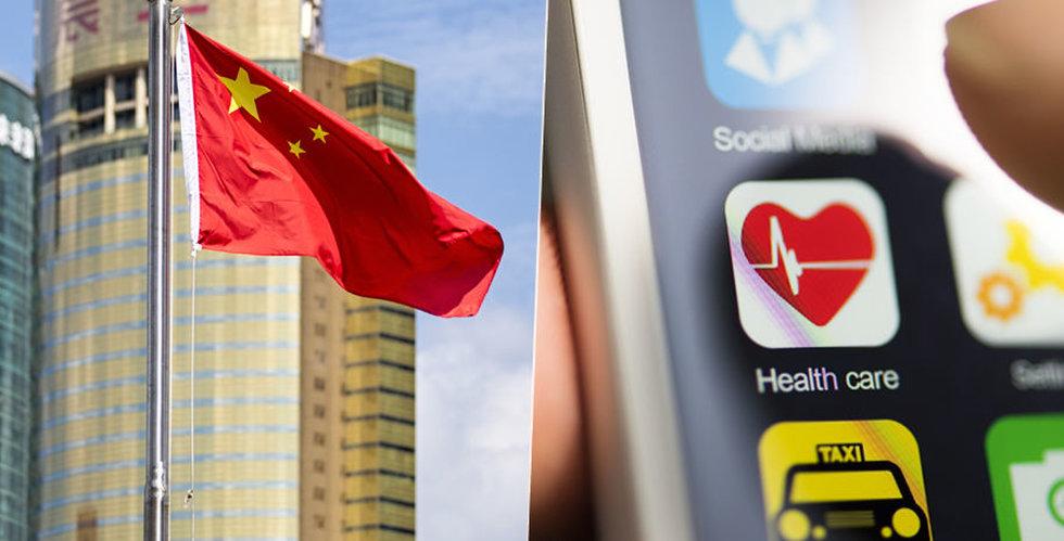 Svenska inkubatorn H2 Health Hub expanderar till Kina