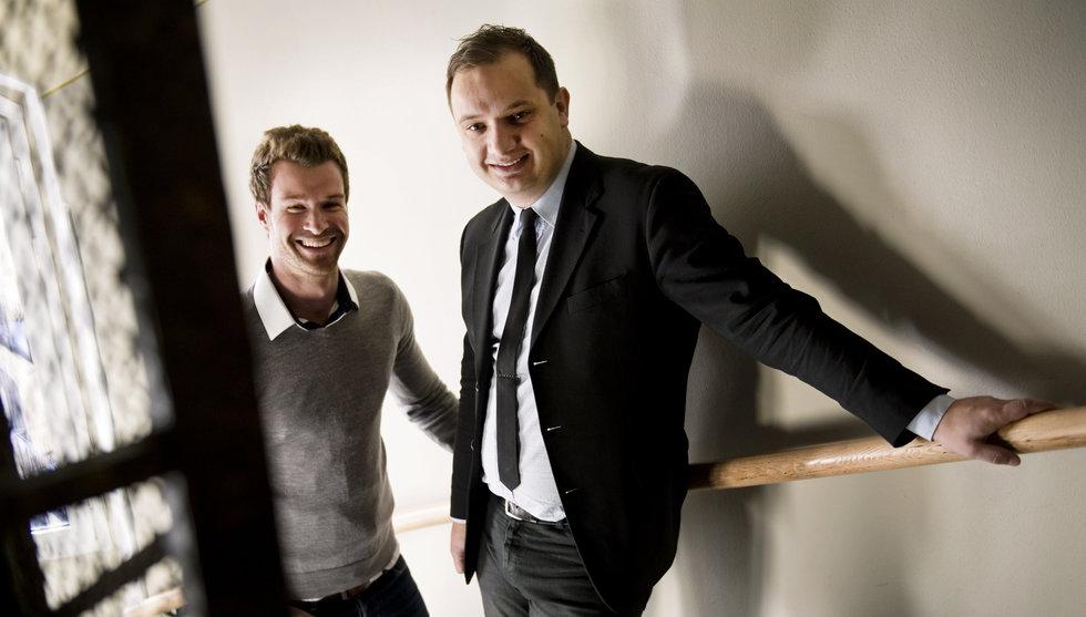 Breakit - Crowdfundingbolaget Fundedbyme tar in riskkapital - värderas till 76 miljoner