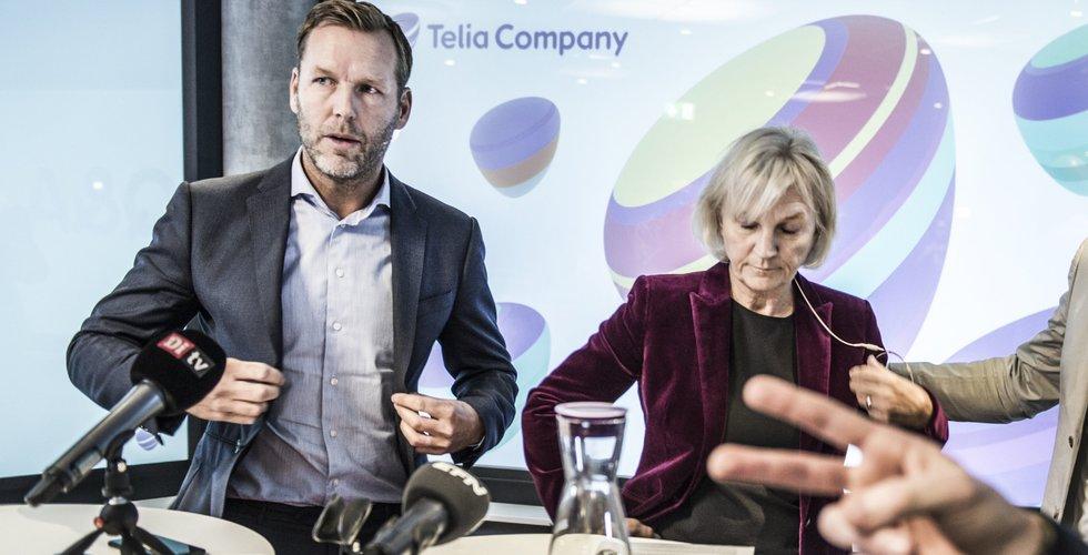 Telia kör över regeringen – bara priset kan stoppa jätteaffären