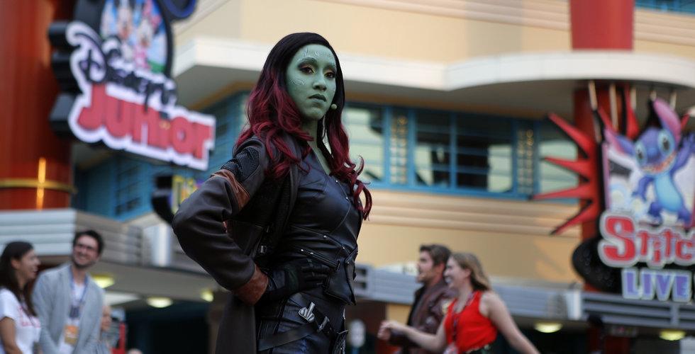 Produktionen av Disney-filmen Guardians of the Galaxy 3 har pausats