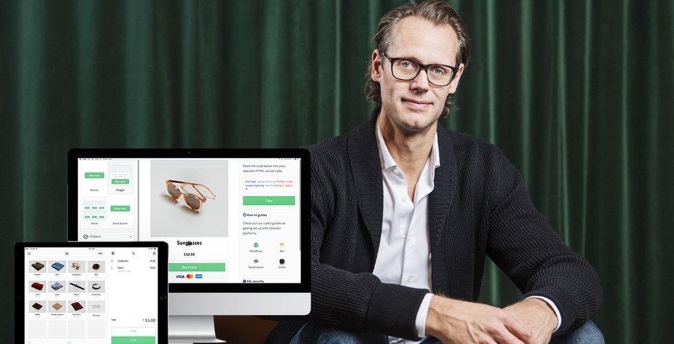 """Fintechbolaget Izettle lanserar e-handelsplattform – """"Löser klassiskt problem"""""""