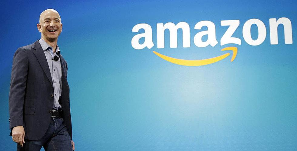 Amazon omskolar anställda för 700 miljoner dollar