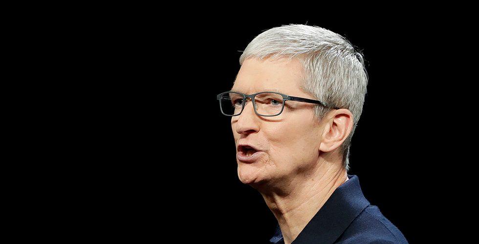 Apple köper AI-startup för cirka 200 miljoner dollar