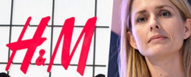 H&M presenterar sin kvartalsrapport för de tre första månaderna