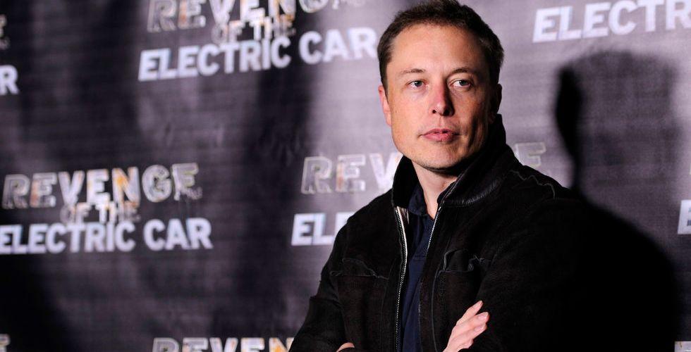 Breakit - Elon Musk: Apples bilteam består av folk som inte platsade på Tesla