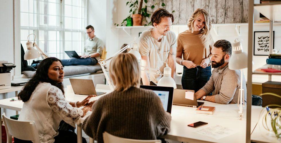 SEB:s Företagarindikator: Företagarna mer positiva i januari