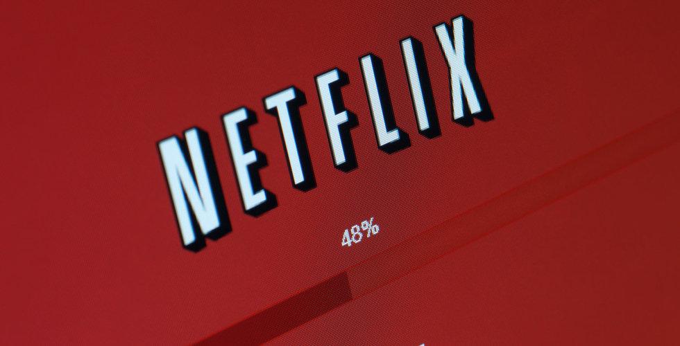 Netflix rasade på börsen efter sämre abonnenttillväxt