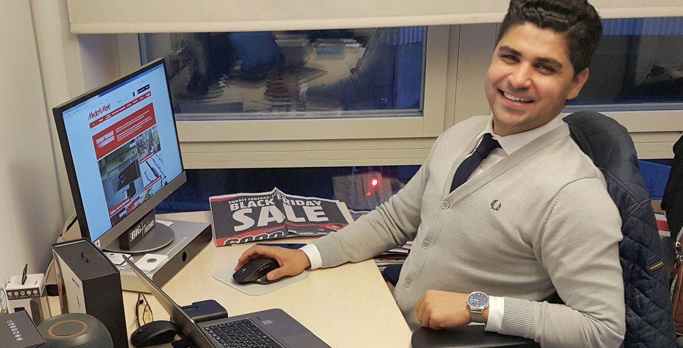 Breakit - Han ska ut och ragga startups åt elektronikjätten Media Markt
