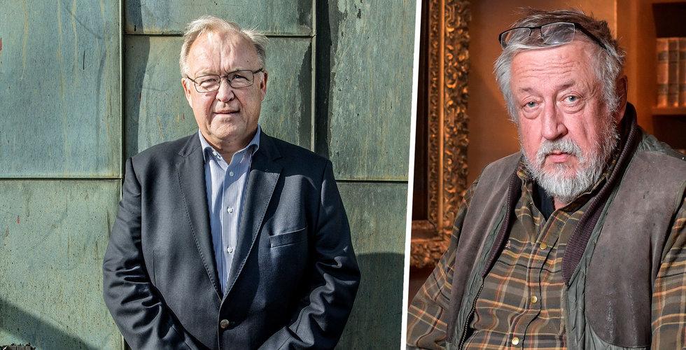Leif GW Persson och Pegroco investerar i Triboron – som laddar för börsen