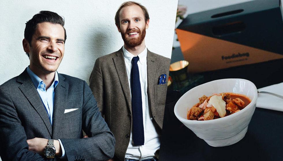 Breakit - Matapp vill ta upp kampen med Foodora och Uber Eats