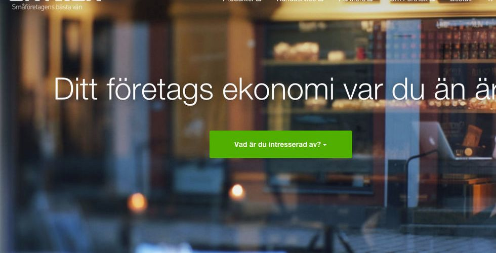Breakit - Miljardbud på svenska digitala bokföringstjänsten Fortnox