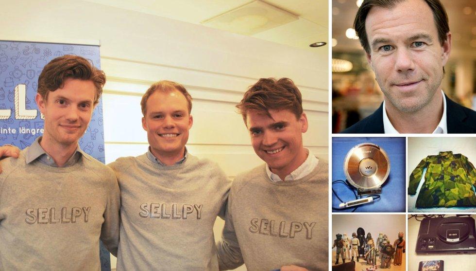Breakit - Klädjätten H&M och tunga entreprenörer investerar i Sellpy