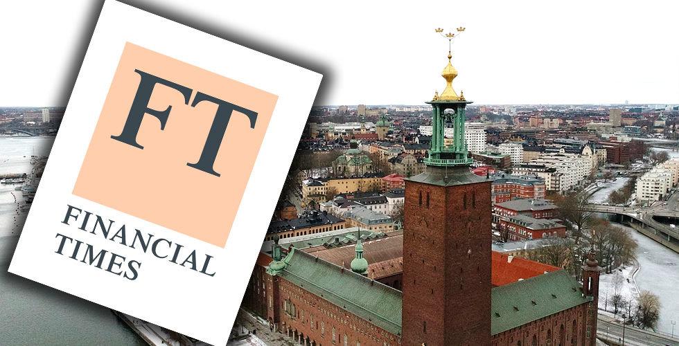 Financial Times startar Breakit-dödare – raggar journalister i Stockholm