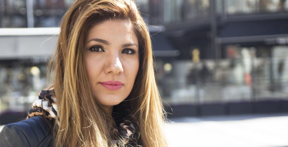 Breakit - Städjakt är Marjan Mansournias startup - snart lanserar hon i Dubai
