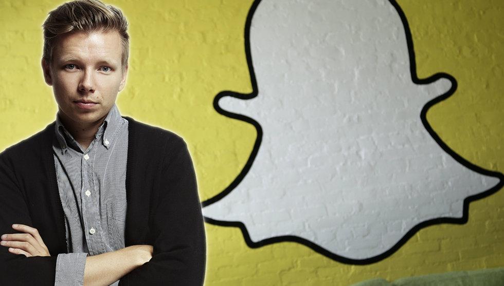 Breakit - Emanuel Karlsten: Därför måste företagen förstå sig på Snapchat