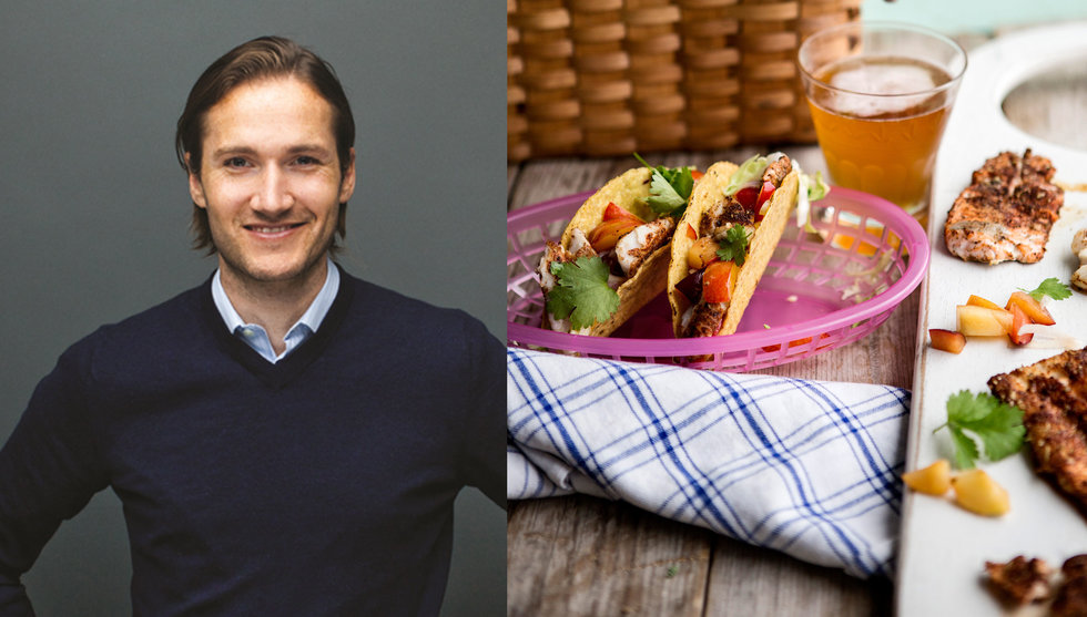 Niklas Östberg köper matjätte – nu lanserar han ny sajt i Sverige
