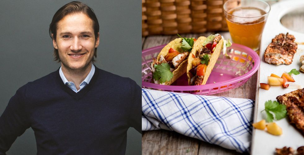 Breakit - Niklas Östberg köper matjätte – nu lanserar han ny sajt i Sverige