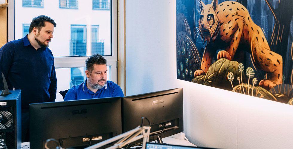 Spelveteraner startar Wild Games – Supercell investerar 10 miljoner kronor