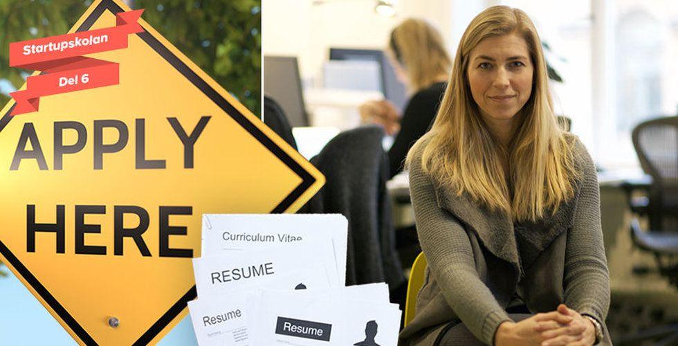 Breakit - HR-chefens bästa tips för att hitta talangerna till din startup