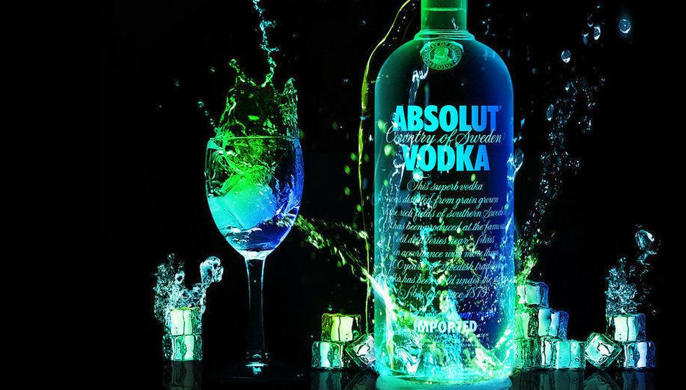 Breakit - Absolut Vodka + Andy Warhol + App = Sant