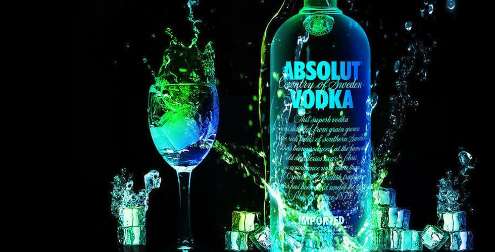 Breakit - Absolut Vodka + Andy Warhol + App = Sant