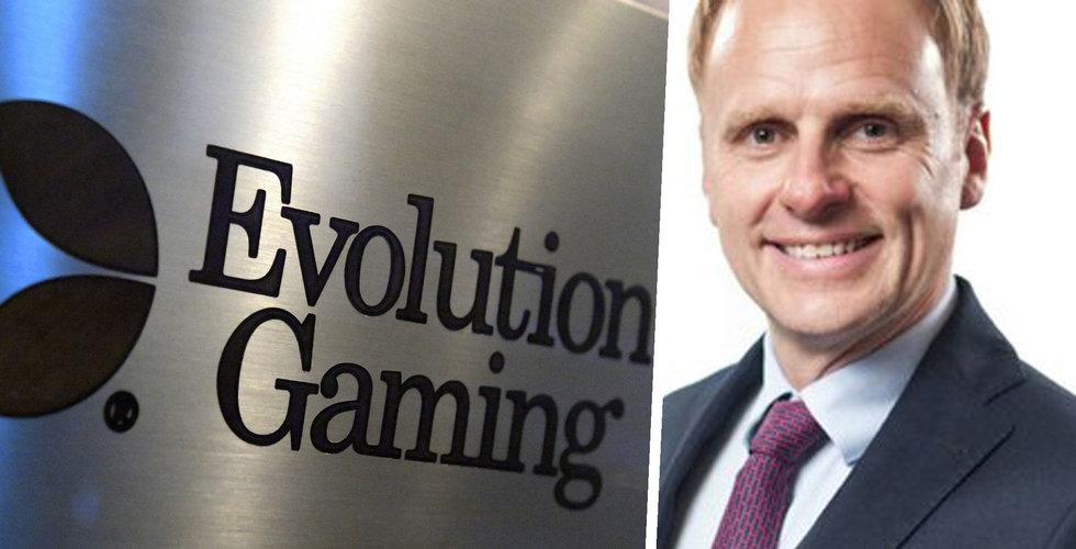 Evolutions grundare cashar in – säljer för miljardbelopp