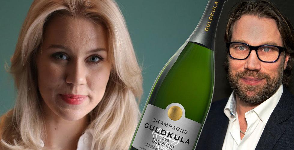 Breakit - Isabella Löwengrip gör som Foppa – investerar i svenska bubblet Guldkula