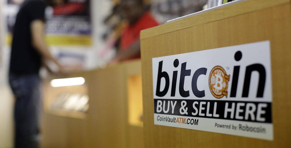 Bitcoin-kursen rusade med 3.000 dollar – sen kraschade handelsplatsen