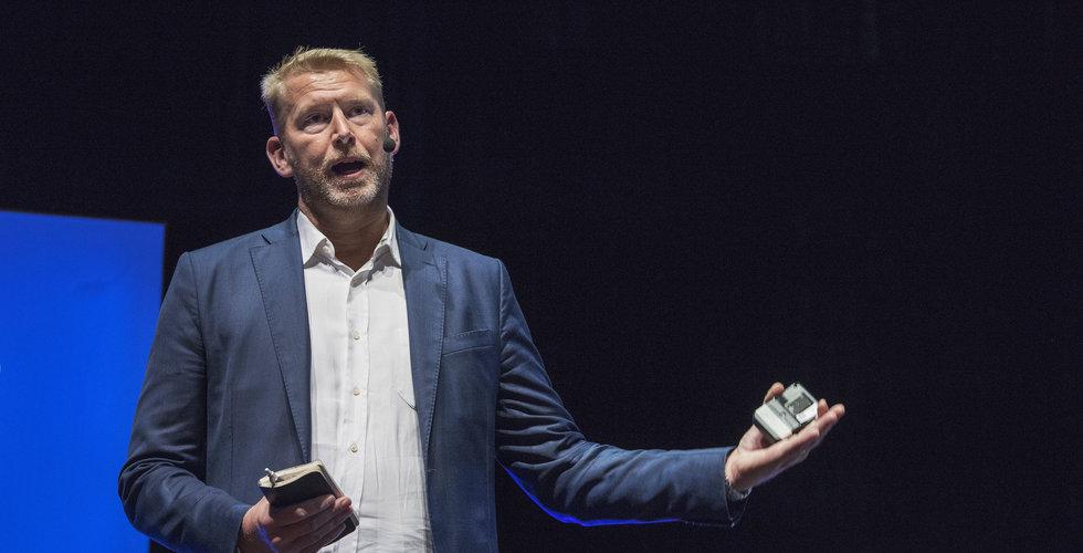 Breakit - Så högt värderas Tesla-veteranen Peter Carlssons nya batteri-startup