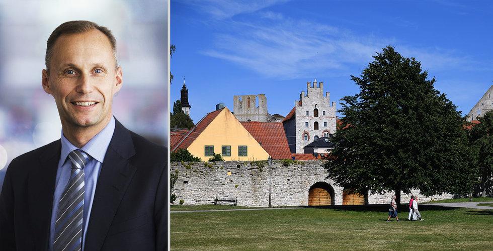 Svenska spel satsar på Gotland – investerar mångmiljonbelopp i datacenter