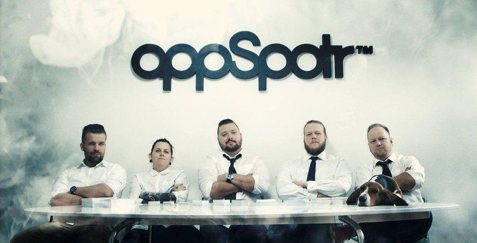 AppSpotr inleder samarbete med Paypal