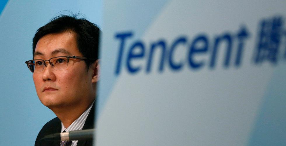 Tencent samtalar med banker om ett lån på 5 miljarder dollar
