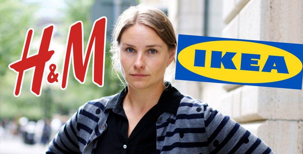 H&M borde snegla mer på Ikea:s innovationskultur
