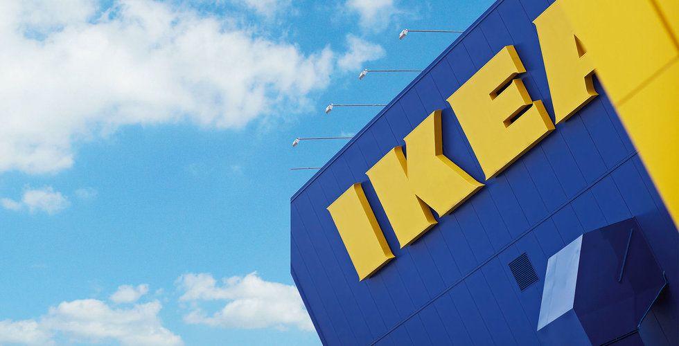 Ikea siktar på eldrivna hemleveranser