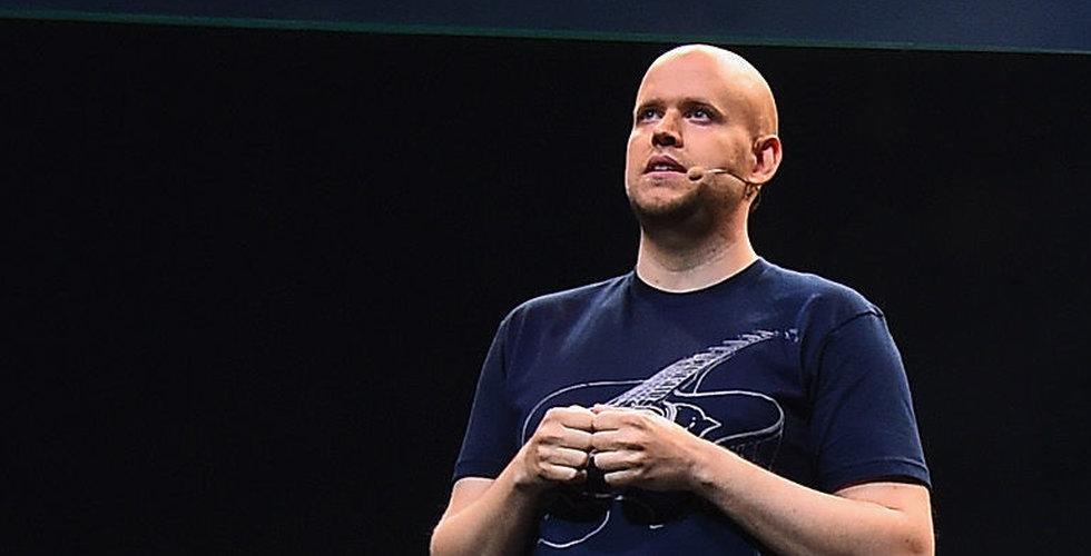 Breakit - Spotify pressas hårt av skivbolag – orosmoln inför börsnotering