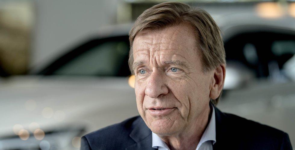 Volvo Cars ska testa fossilfritt stål från SSAB