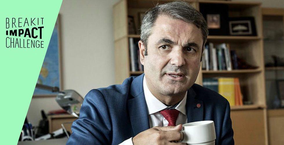 """Därför har Ibrahim Baylan ingen klimatångest: """"Jag är teknikoptimist"""""""