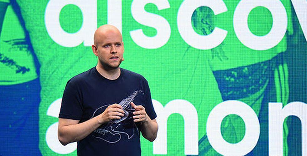 Spotify fortsätter växa - omsatte 18 miljarder kronor förra året