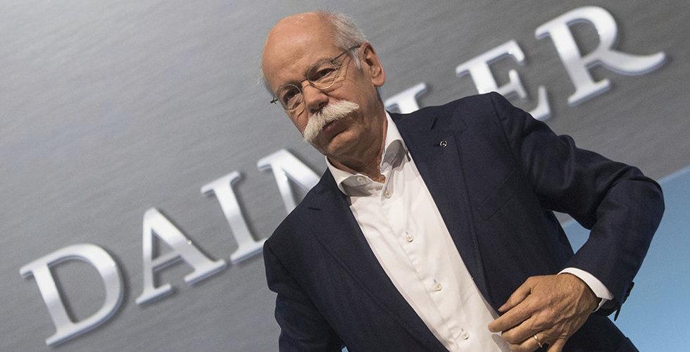 Daimler lanserar bildelningstjänsten Car2Go i Paris