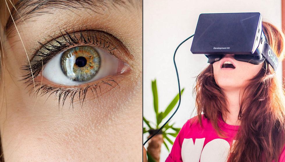 Tobii-utmanare tar in 120 miljoner kronor - vill bli störst på VR