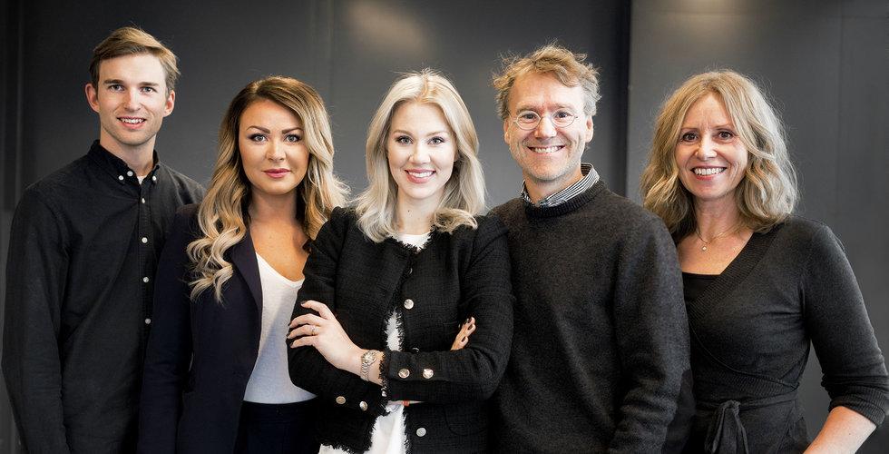 Isabella Löwengrip satsar miljonbelopp på bokningstjänst för frisörer