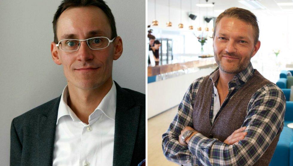 Två svenskar blir okända vinnare när tysk tv-jätte köper Smartclip