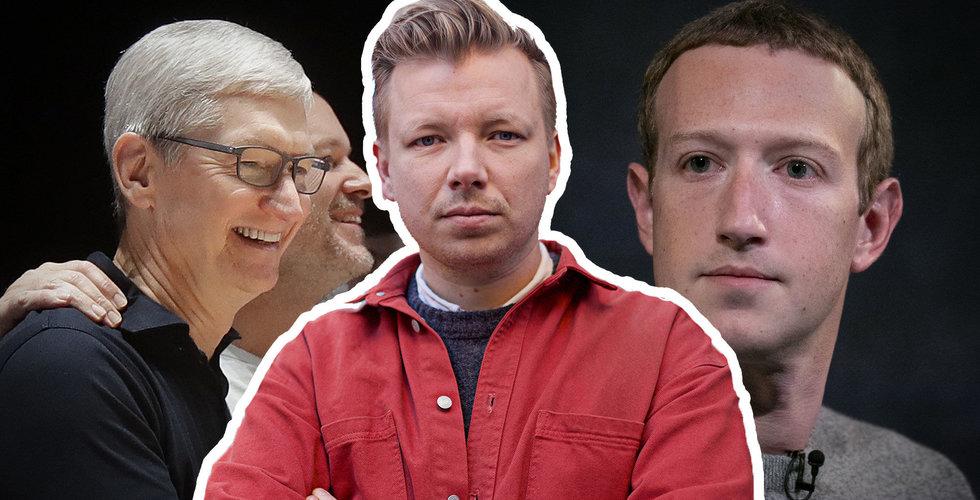 Därför är techjättarnas gråt fånig – äntligen dags för rannsakan