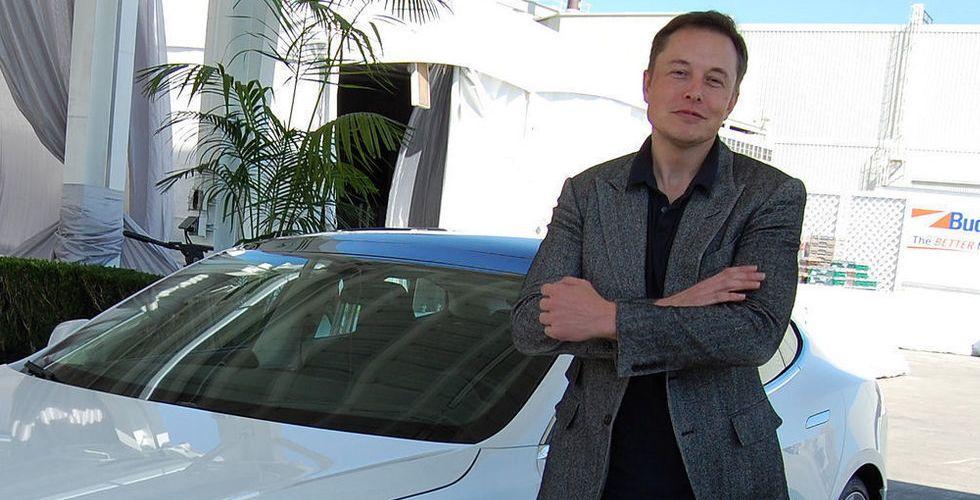 Tesla satsar på energilagring – lanserar nya produkten Powerwall