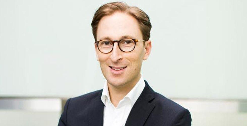Alexander Greidinger lämnar jobbet på Schibsted - för att få Fastout att flyga